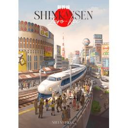 Shinkansen Zero Kei - juego de mesa