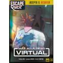 Escape Quest 2: Mas Alla de lo Virtual - libro juego