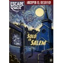 Escape Quest 3: Solo en Salem - libro juego