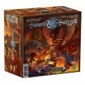 Sword and Sorcery : El cubil de Vastaryous - expansión juego de mesa