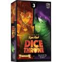 Dice Throne Season One Rerolled: Pyromancer vs Shadow Thief