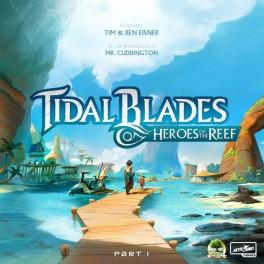Tidal Blades: Heroes of the Reef - juego de mesa