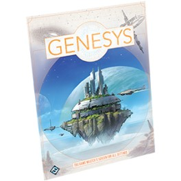 Genesys: Pantalla del DJ - suplemento de rol