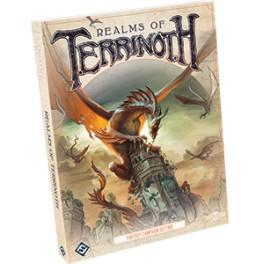 Genesys: Reinos de Terrinoth - suplemento de rol