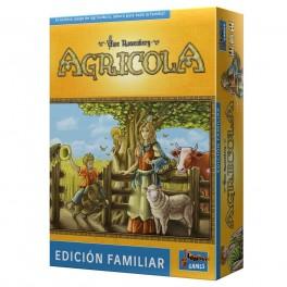 Agricola: Edicion Familiar - juego de mesa