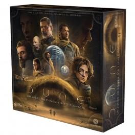 Dune: A Game of Conquest and Diplomacy (castellano) - juego de mesa