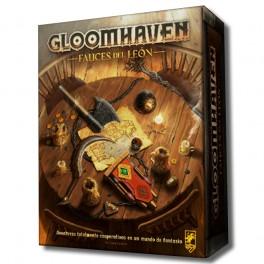 Gloomhaven: Fauces del Leon - juego de mesa