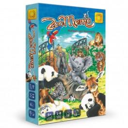 ZooMemo - juego de cartas para niños