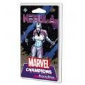 Marvel Champions: Nebula - expansion juego de cartas