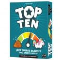 Top Ten - juego de cartas
