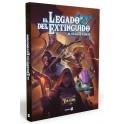 El resurgir del Dragon: El Legado del Extinguido - suplemento de rol