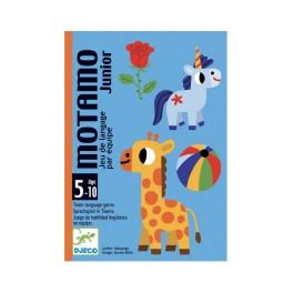 Cartas MotaMo Junior - juego de cartas para niños