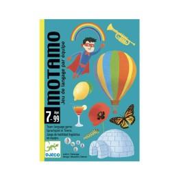 Cartas MotaMo - juego de cartas para niños
