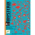 Cartas Mysterix - juego de cartas para niños