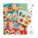 Memo Loto Shop - juego de mesa para niños