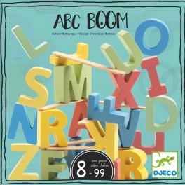 ABC Boom - juego de mesa para niños
