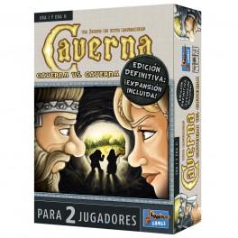 Caverna: Para 2 jugadores - Edicion Definitiva
