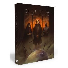 Dune Aventuras en el Imperio + PROMO - juego de rol