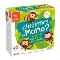 Hacemos el Mono - juego de mesa para niños