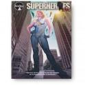 Superheroes INC - juego de rol
