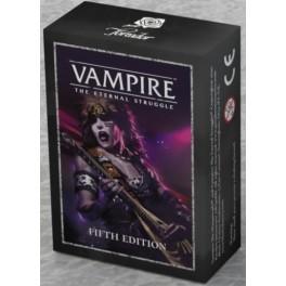 Vampire The Eternal Struggle TCG: Toreador (castellano) - expansión juego de cartas