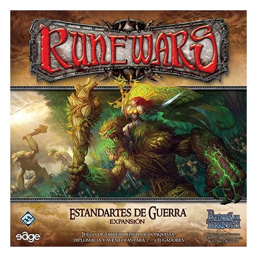 Comprar runewars estandartes de guerra juego de tablero for Time stories juego de mesa