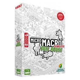 MicroMacro Crime City: Full House - juego de mesa