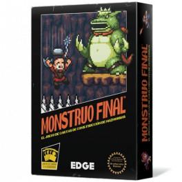 Monstruo final juego de mesa