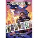 Superheroes INC: Pantalla del DJ + Suplemento Edicion Limitada - suplemento de rol