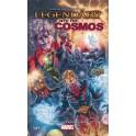 Legendary: A Marvel Deck-building game - Into de Cosmos. Deluxe Expansion - expansión juego de cartas