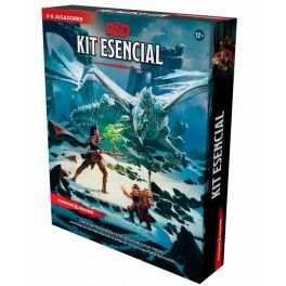 Dungeons and Dragons: Kit Esencial - juego de rol