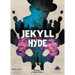 Jekyll vs. Hyde - juego de cartas