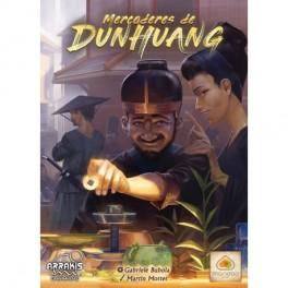 Mercaderes de Dunhuang - juego de cartas