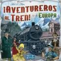 Pack Aventureros al Tren Europa - Segunda Mano