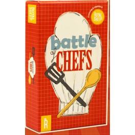 Battle of Chefs - juego de cartas