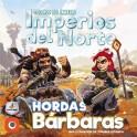 Colonos del Imperio Imperios del Norte: Hordas Barbaras - expansión juego de cartas