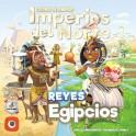 Colonos del Imperio Imperios del Norte: Reyes Egipcios - expansión juego de cartas