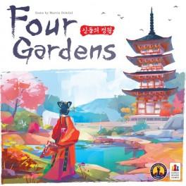 Four Gardens - juego de mesaa