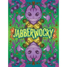 Jabberwocky - juego de cartass
