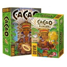 Cacao juego de mesa devir