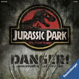 Jurassic Park Danger - juego de mesa