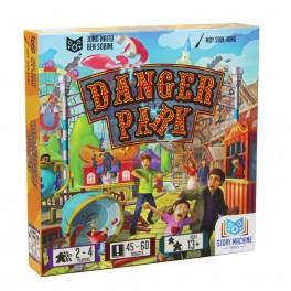 Danger Park - juego de mesa