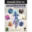 Gloomhaven: removable sticker set: Forgotten Circles - accesorio juego de mesa