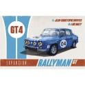 Rallyman GT - GT4 - expansión juego de mesa