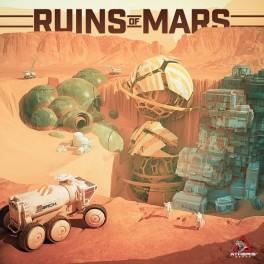 Ruins of Mars - juego de mesa
