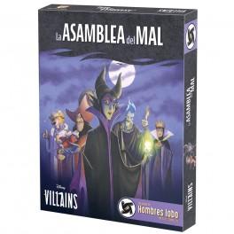Hombres Lobo de Castronegro: la Asamblea del Mal - juego de cartas
