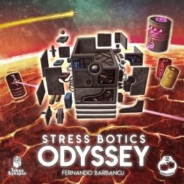 Stress Botics: Odyssey - expansión juego de mesa