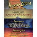 Pack: Imperio Cobra - libro juego