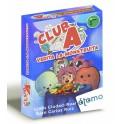 Club A: Verita la Monstruita - juego de cartas para niños