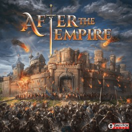 After the Empire - juego de mesa